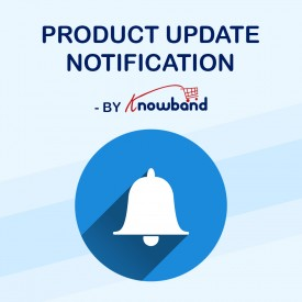 Notifica di aggiornamento del prodotto - Add-on di Prestashop