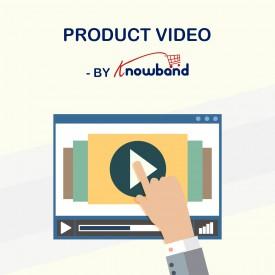 Wideo produktu - Dodatki Prestashop