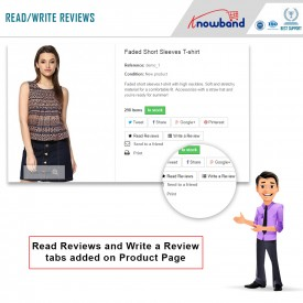 Product Review Reminder and Incentives - Prestashop Addons