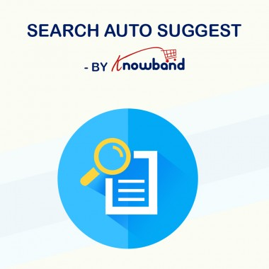 Search Auto suggest - Prestashop Addons