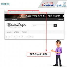 SEO Optimizer - Clean URLs & 301/302/303 redirection - Prestashop Addons
