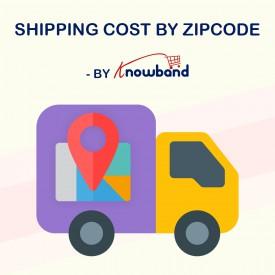 Shipping Cost by Zipcode - Prestashop Addons