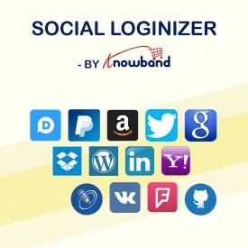 Social Loginizer - Prestashop Addons