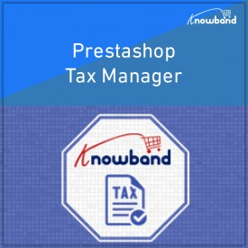 Tax Manager - Prestashop Addons