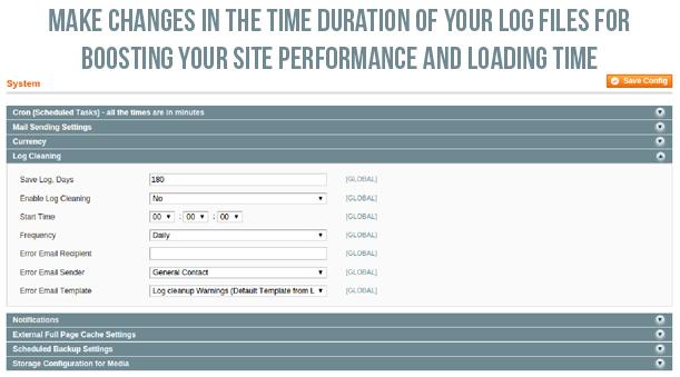 Turbo Boost Your Magento Site z tymi poradami- Usuń niechciane pliki z bazy danych Magento i wyczyść swoje logi | Knowband