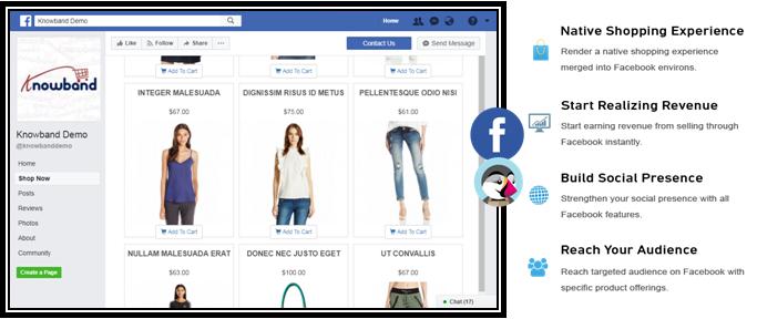 Prestashop Facebook Store Integration Module   Facebook Shop Setup