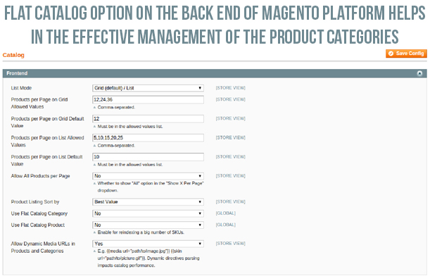 Turbo Boost Your Magento Site With These Tips- Make sure to enable flat catalog on your site | Knowband