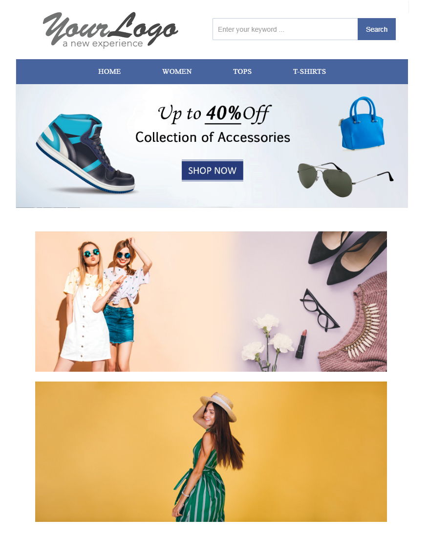 Boutique Facebook PrestaShop