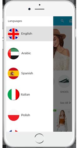 Obsługa wielu języków i RTL