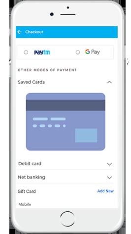 Múltiples opciones de pago